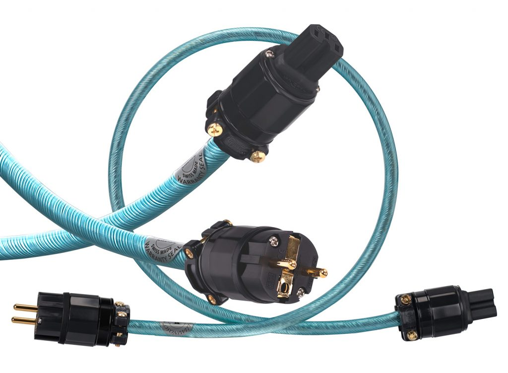 AC Power Cables Schuko High end audio cabels